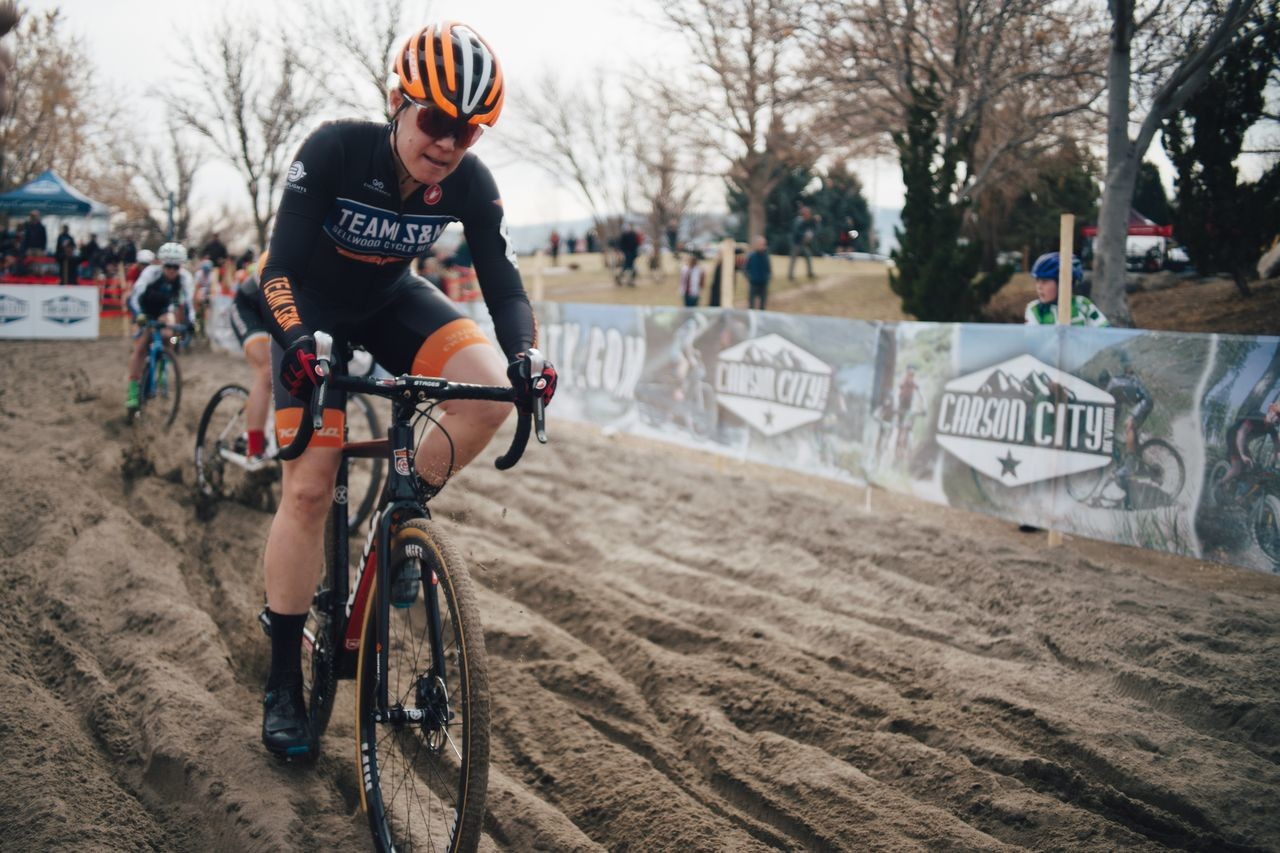 Still images from Patrick Means and Michael Jasinkski are incorporated into State of Cyclocross. photo: Patrick Means