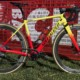 Maghalie Rochette's winning Specialized Crux. Reno Cross 2018. © C. Lee / Cyclocross Magazine