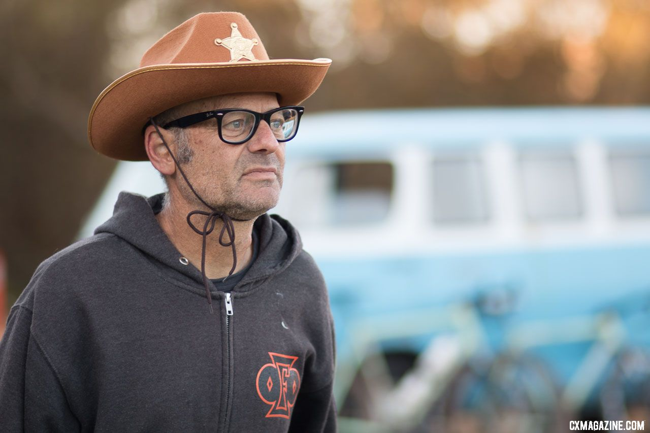 Rock Lobster's Paul Sadoff will serenade the crowd with his guitar. © Cyclocross Magazine