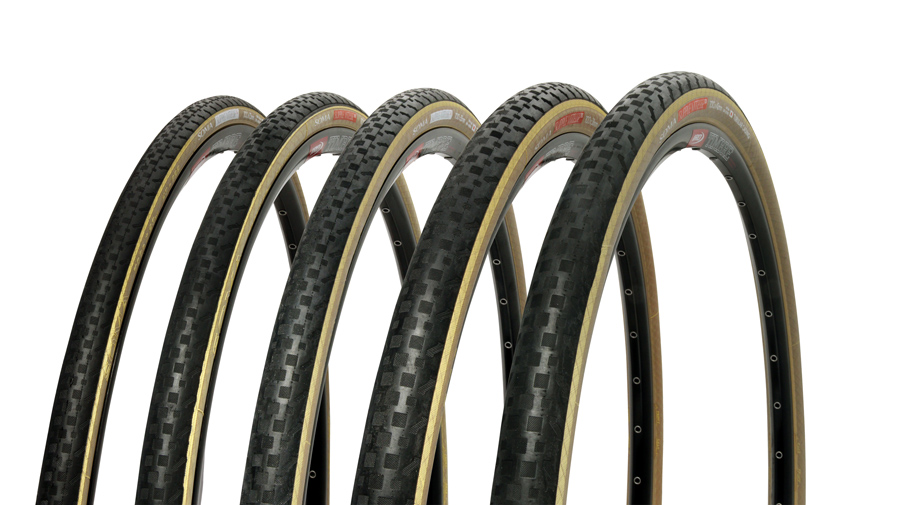 The Soma Supple Vitesse is another fast-roling tire. photo: courtesy
