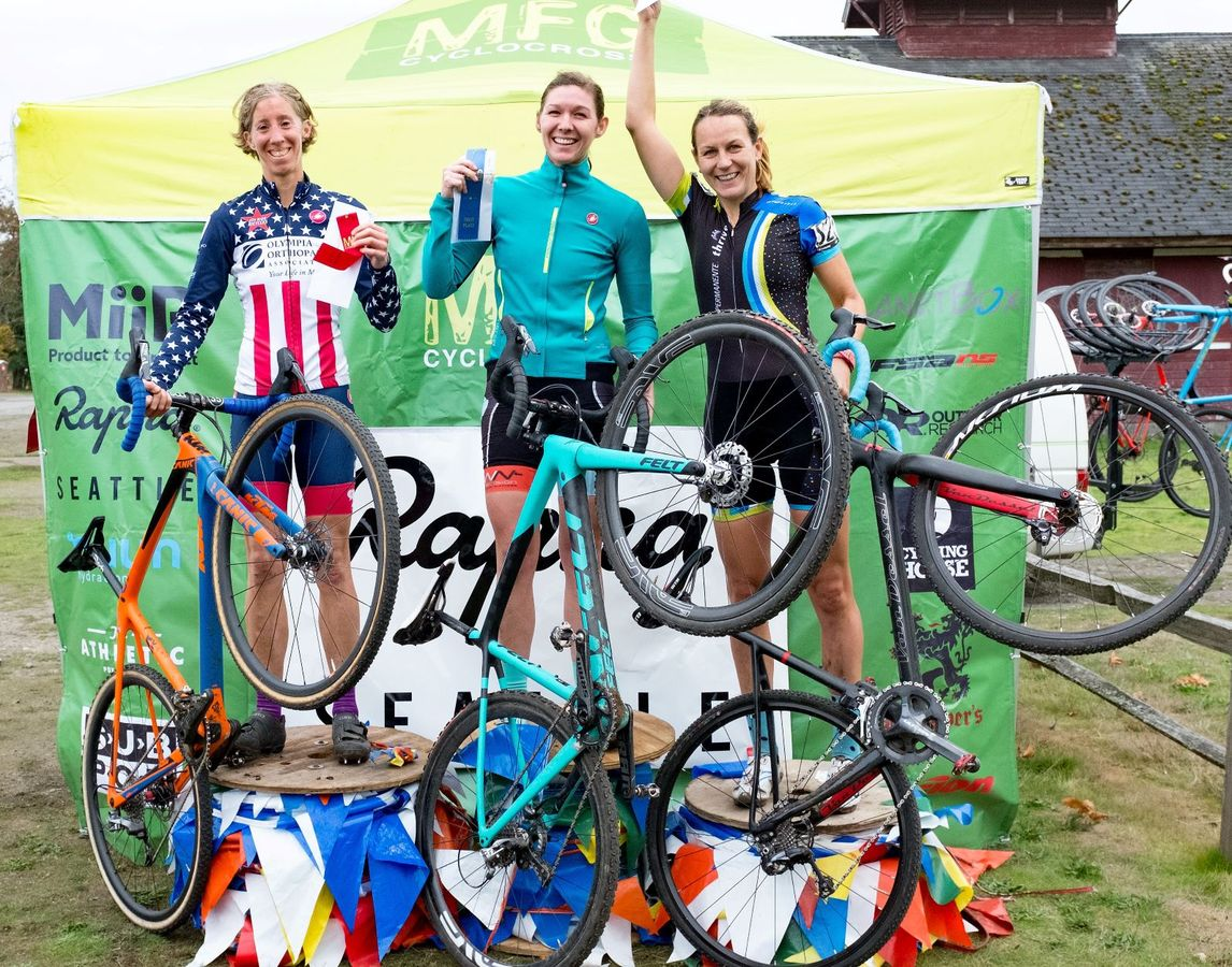 Local Race Report 2018 Mfg Cyclocross 3 At Steilacoom Park