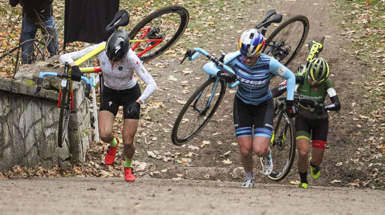 2018 Pan-American Cyclocross Championships, Midland, Ontario. © Z. Schuster / Cyclocross Magazine