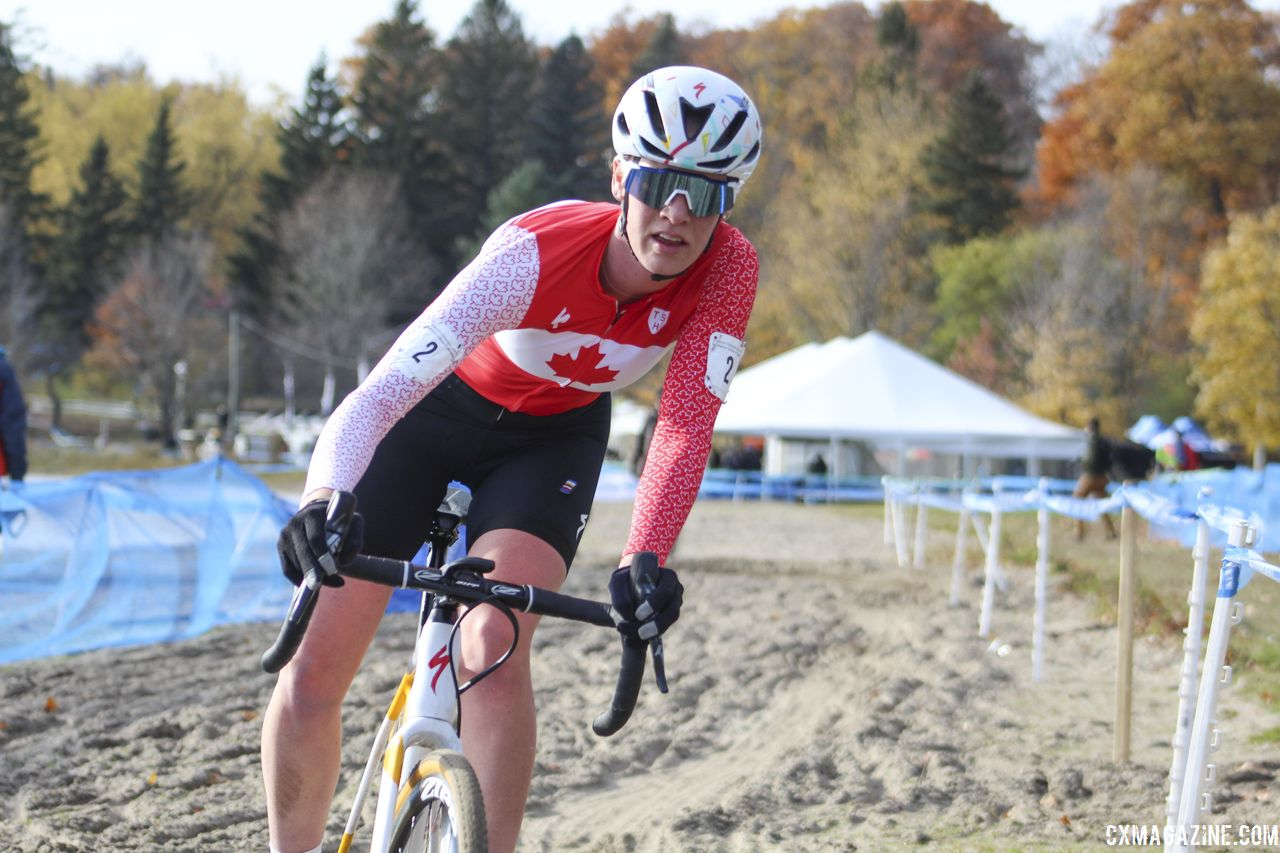 2019 Pan-American Cyclocross Championships Results – Junior Women, U23 Women