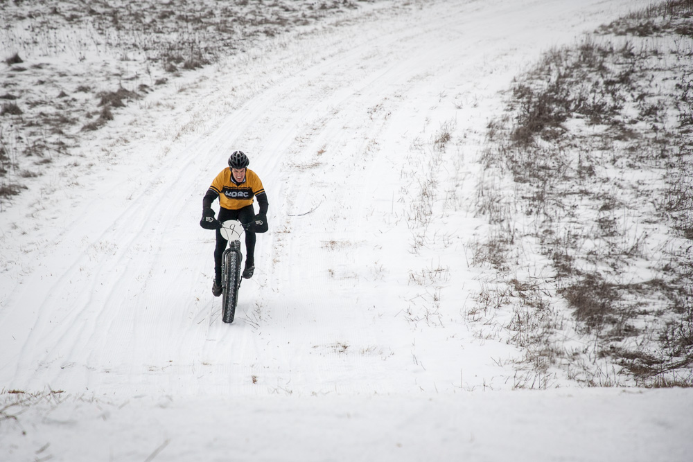 Fat biking is a great way to ride during the winter. photo: flickr user Jereme Rauckman