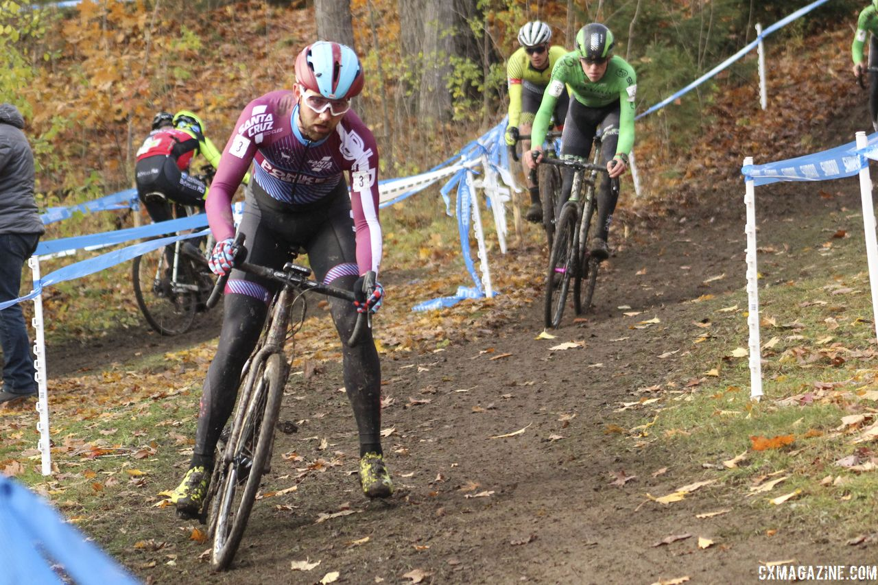 Northampton International Cyclocross Day 1 Results: Elite Men and Women