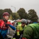 Jeremy Powers gets ready for the start of his race. 2018 Cincinnati Cyclocross Day 1. © Greg Davis