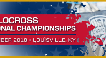 2018 USA Cycling Cyclocross National Championships V2 - Louisville, Kentucky KY