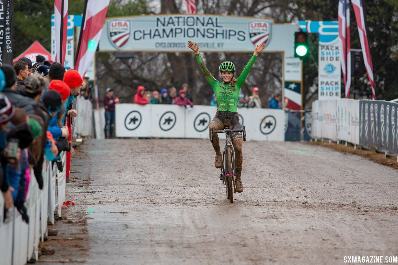 Katie Clouse Joins Cannondale p/b CyclocrossWorld for 2019/20 Season