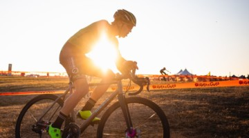The sun set on the 2018 ProCX calendar at 2018 Ruts n' Guts Day 2. © Bo Bickerstaff