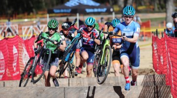 2018 Resolution Cross Cup Day One, Elite Women. © Lee McDaniel