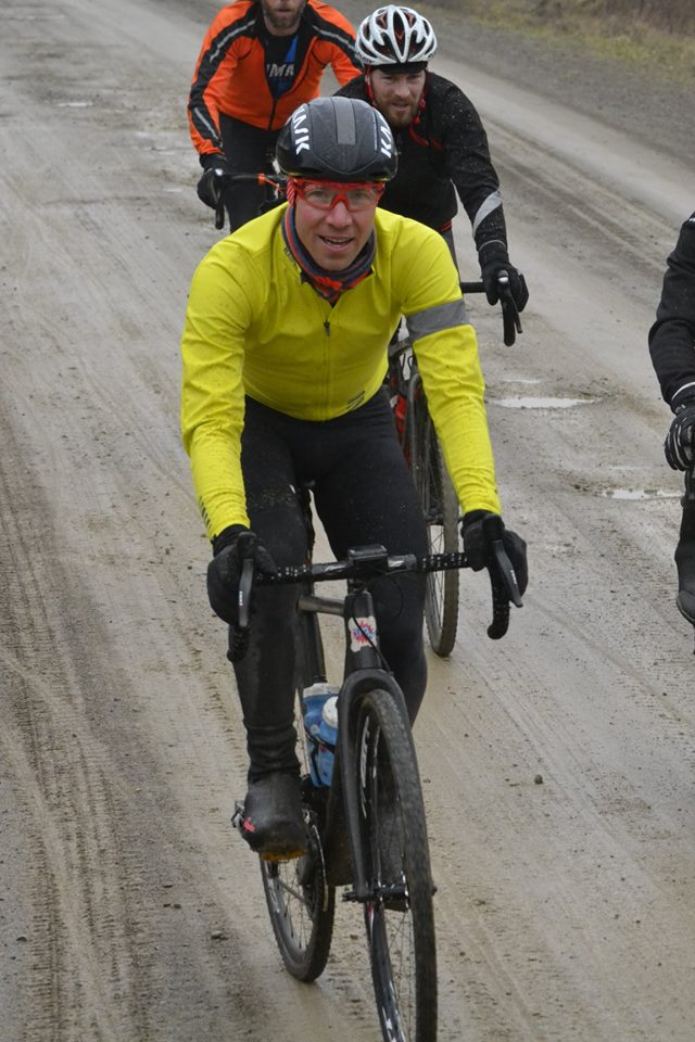 Join Jeremy Powers for the first race of the Durty Bikes Gravel Series in April. photo: courtesy