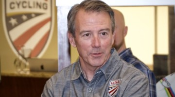 Rob DeMartini is the new CEO of USA Cycling. photo: USAC