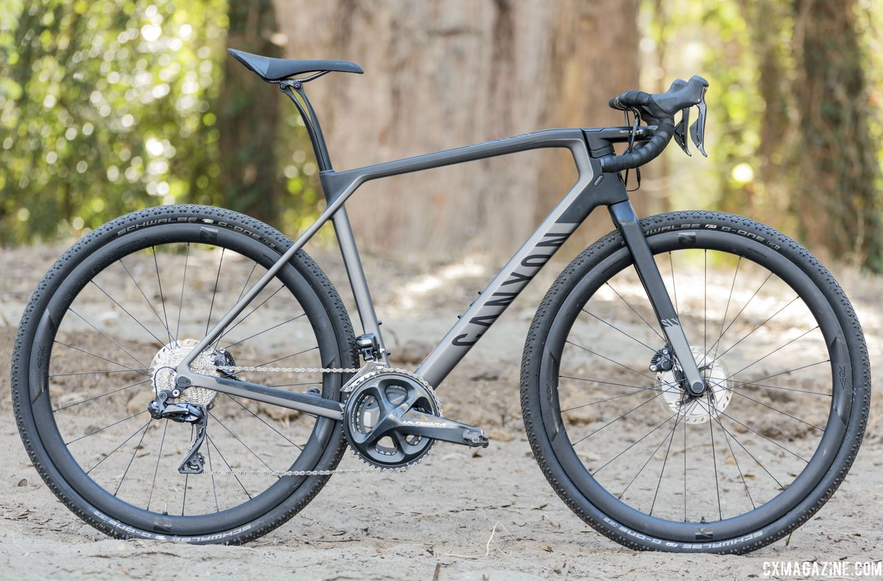 Review Canyon Grail Cf Slx 8 0 Di2 Carbon Gravel Bike
