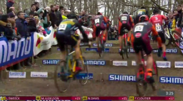 2019 UCI Cyclocross World Cup Pont-Château, Elite Men
