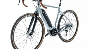 The new Van Dessel Passepartout Gravel E-bike. 2019 CES Show.