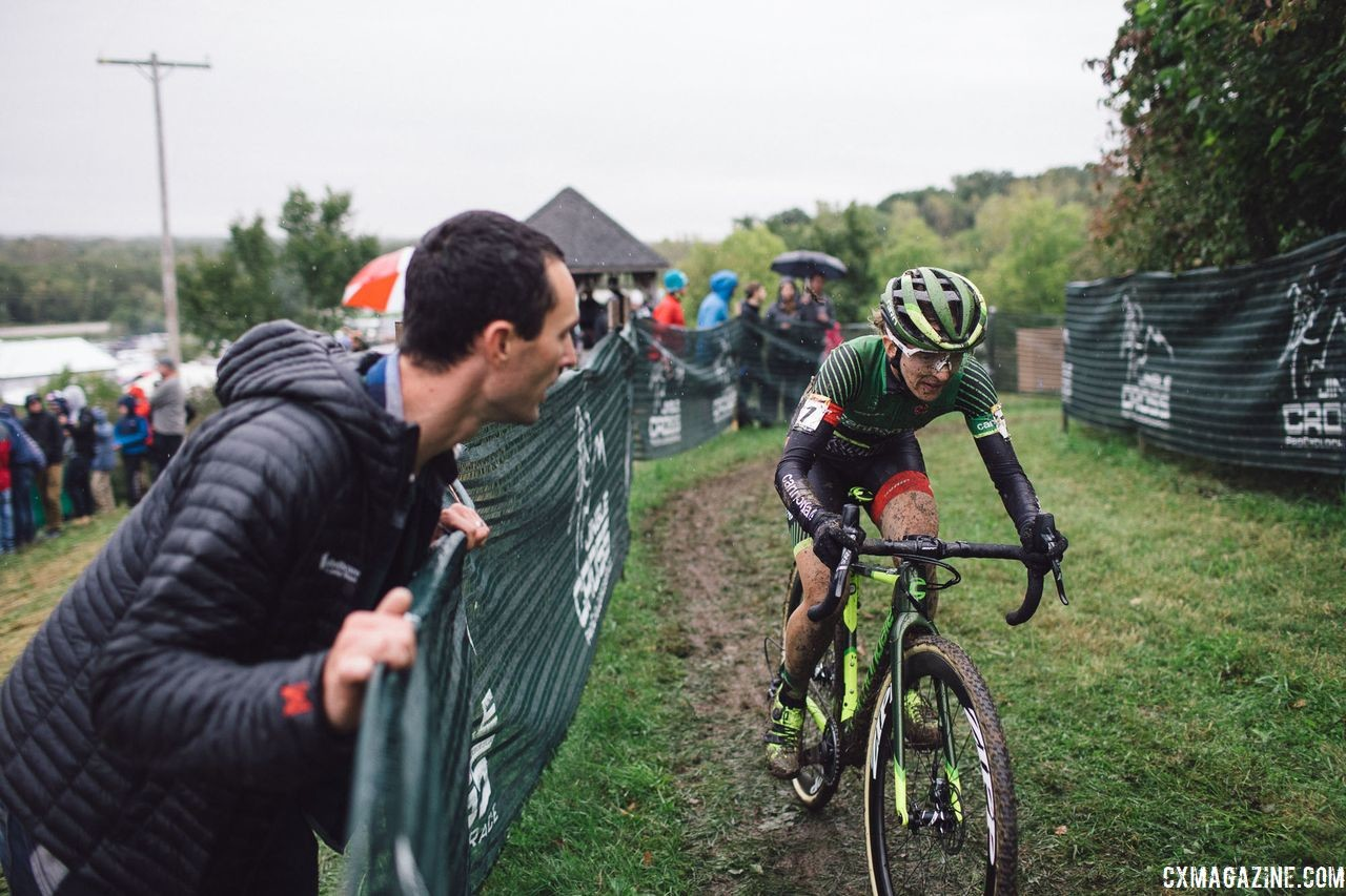 Balint Hamvas' 2018/19 Cyclocross Photo Album kickstarer is currently open. © B. Hamvas