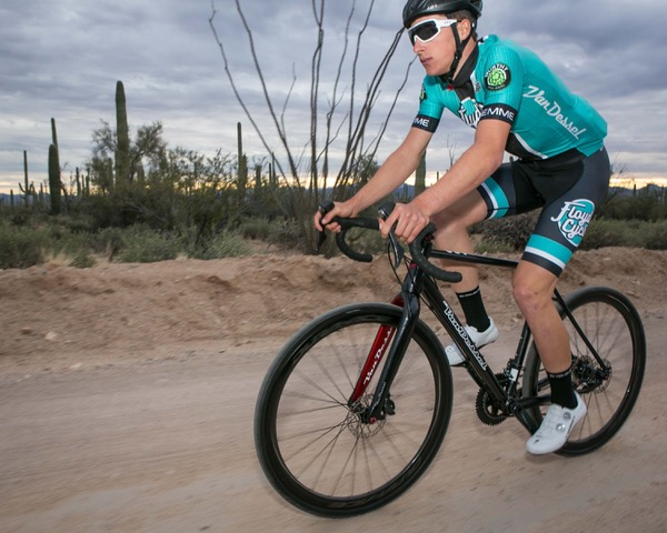 The Floyd's Pro Cycling team will be racing at Paris to Ancaster this year. photo: Kathleen Dreier