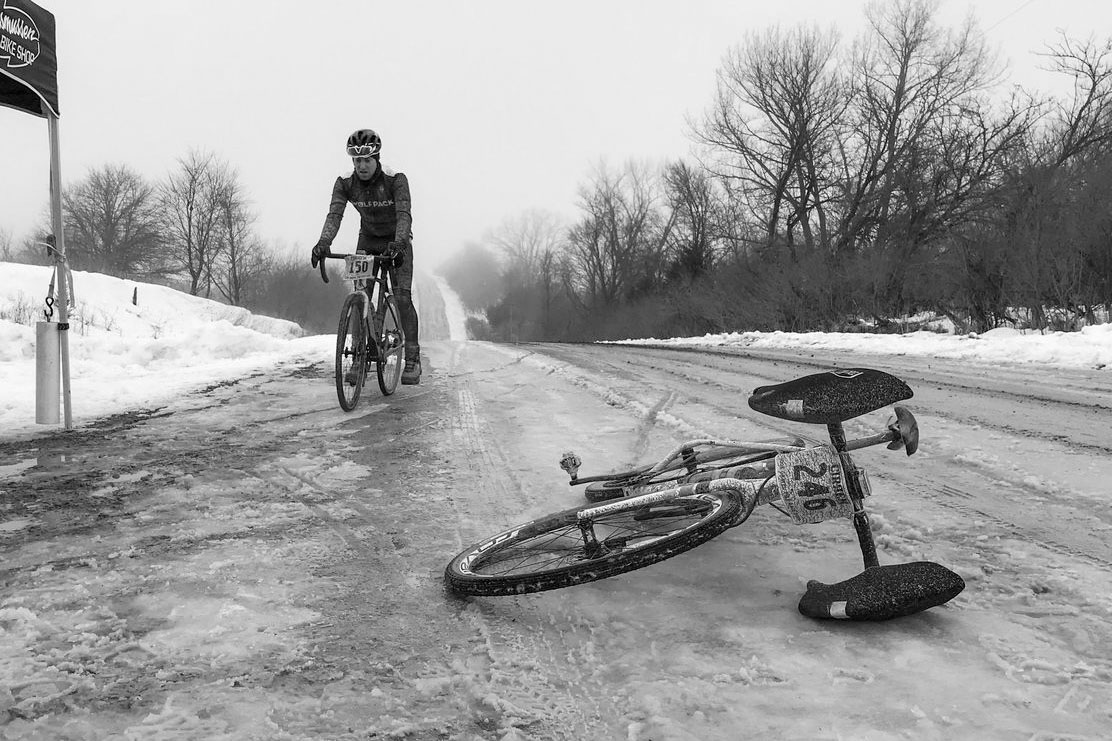Gravel Results: Icy 2019 CIRREM Embraces the Suck of February in Iowa