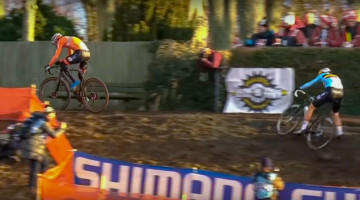 Video Highlights: Elite Men, 2019 Cyclocross World Championships, Bogense, Denmark