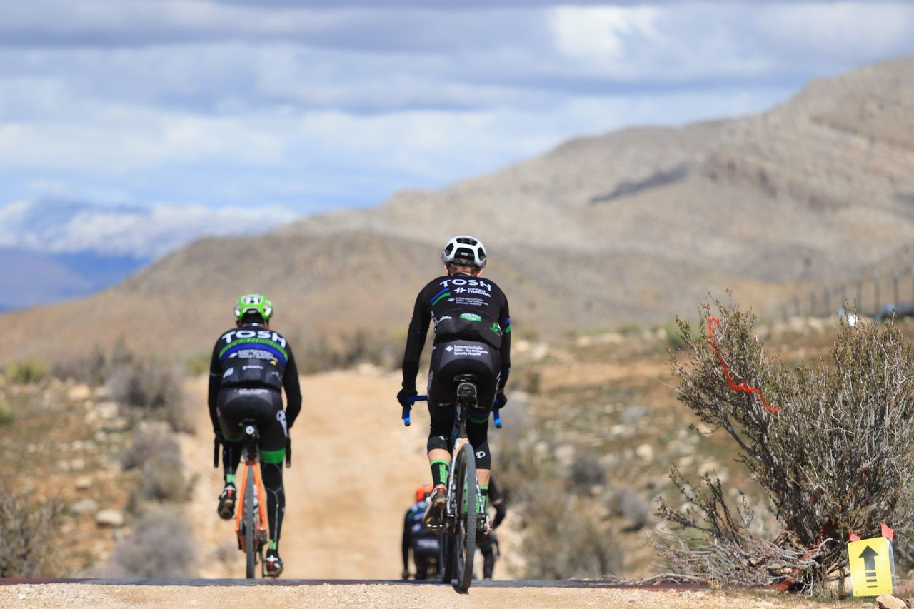 It is tough for a race called the True Grit Gravel Epic to live up to the name. photo: BLM