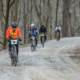 The Dirty South Roubaix featued plenty of hills and some late-winter scenery. photo: Marcus Janzow