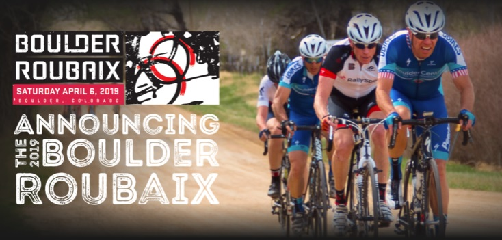 The 2019 Boulder Roubaix mixed-surface race took place last weekend. photo: courtesy