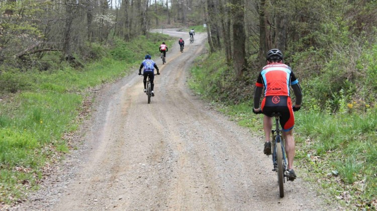 2016 Black Fork Gravel Grinder. photo: YouTube