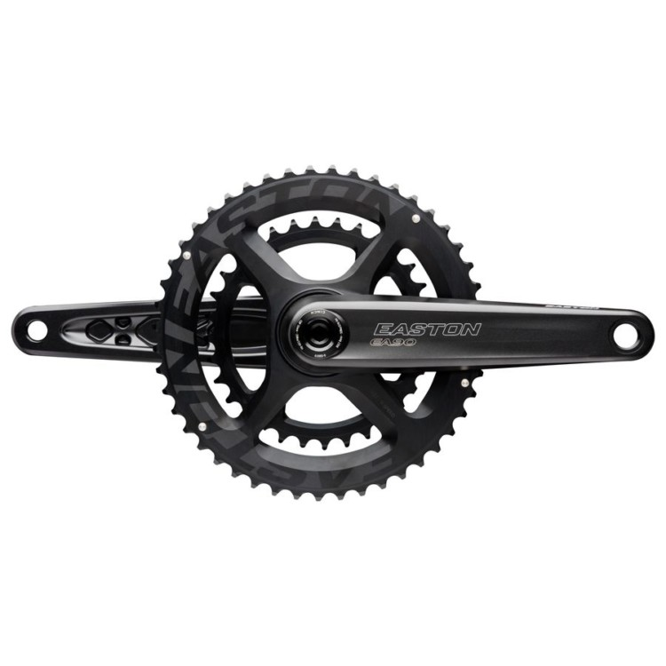 Easton is bringing its Cinch tech to the EA90 crankset.