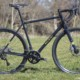 Raleigh Tamland 1 Steel Gravel Bike. © Z. Schuster / Cyclocross Magazine