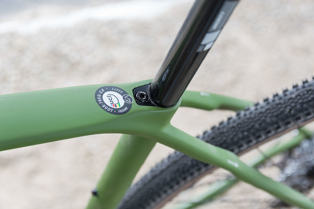 In Review Look Cycle Unveils New 765 Gravel Rs Bike