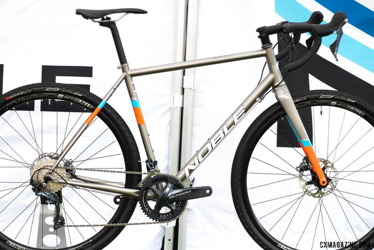 noble bikes unveils new cx3 alloy cyclocross and gx1 steel. Black Bedroom Furniture Sets. Home Design Ideas