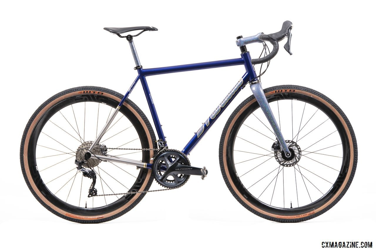 Mosaic Cycles, 2019 Builders for Builders Sierra Trails Raffle. © ECHOS Communications