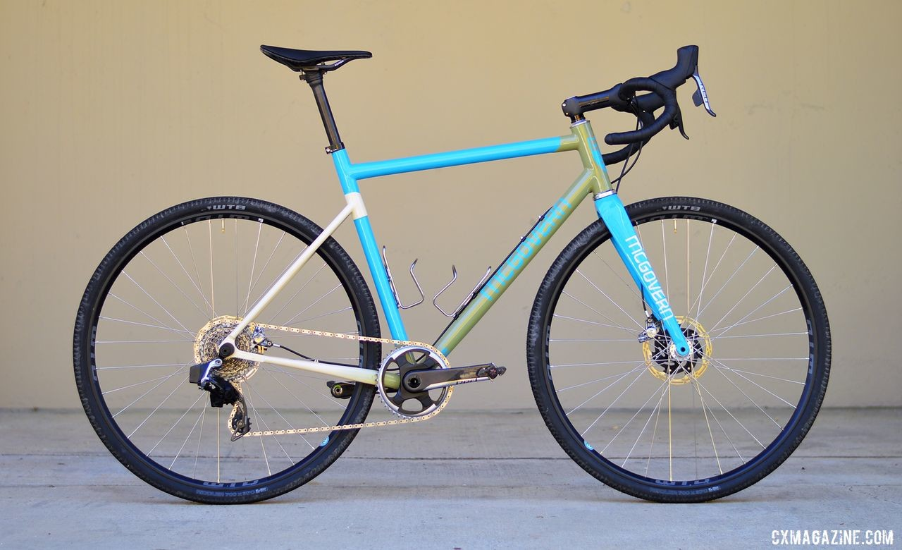 McGovern Cycles, 2019 Builders for Builders Sierra Trails Raffle. © ECHOS Communications