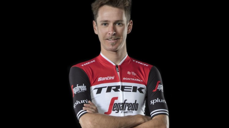 Trek-Segafredo's Peter Stetina won the 2019 Belgian Waffle Ride. photo: Trek-Segafredo