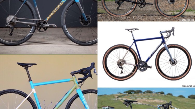 Five builders have built bikes for the Builders for Builders raffle benefitting Sierra Trails.