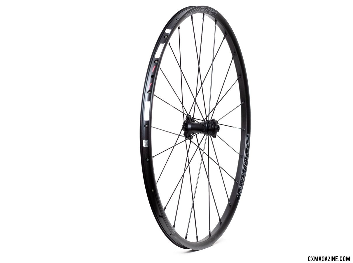Spinergy's PBO spoke GX gravel wheelset weighs under 1500g and retails for $849. © Cyclocross Magazine