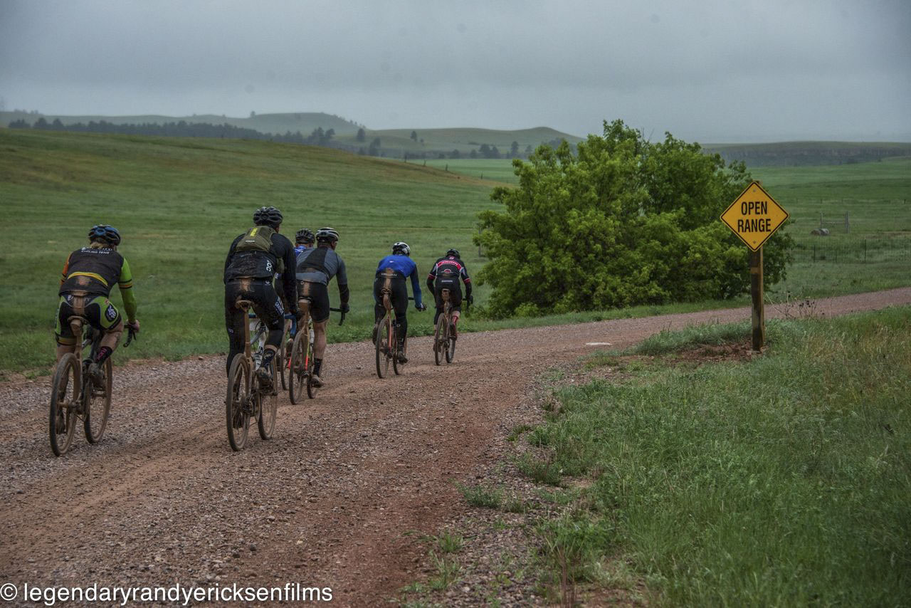 Gravel Race: There's Gold in Them Thar Hills at the Gold Rush Gravel Grinder