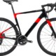 The Topstone Crb SRAM Froce eTap AXS is the flagship of the new carbon gravel bike line. Cannondale Topstone Crb Gravel Bike Release. © Cannondale
