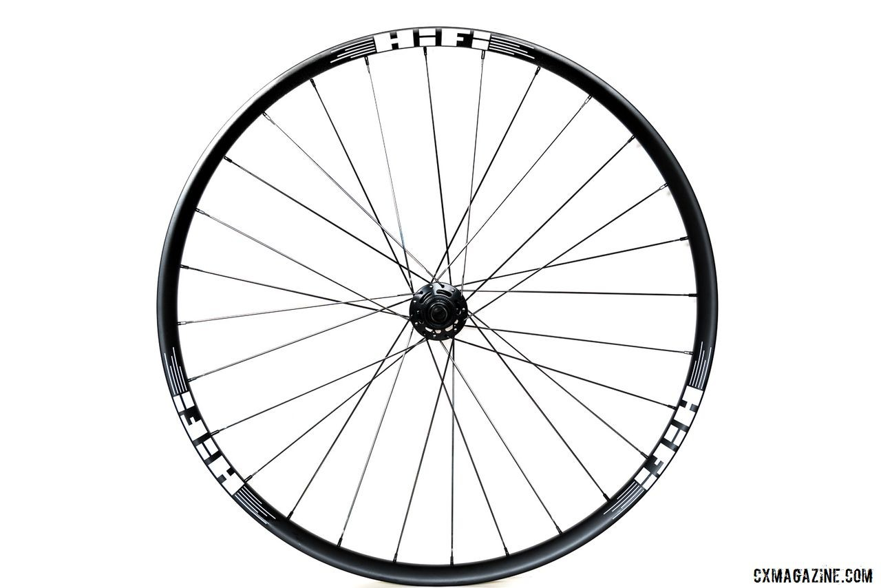 The $1,790 HiFi 29er Session24 Carbon Tubeless Clincher Wheelset. © C. Lee / Cyclocross Magazine