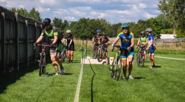 Camp will include instruction on skills important for cyclocross season. photo: Hot Route Media