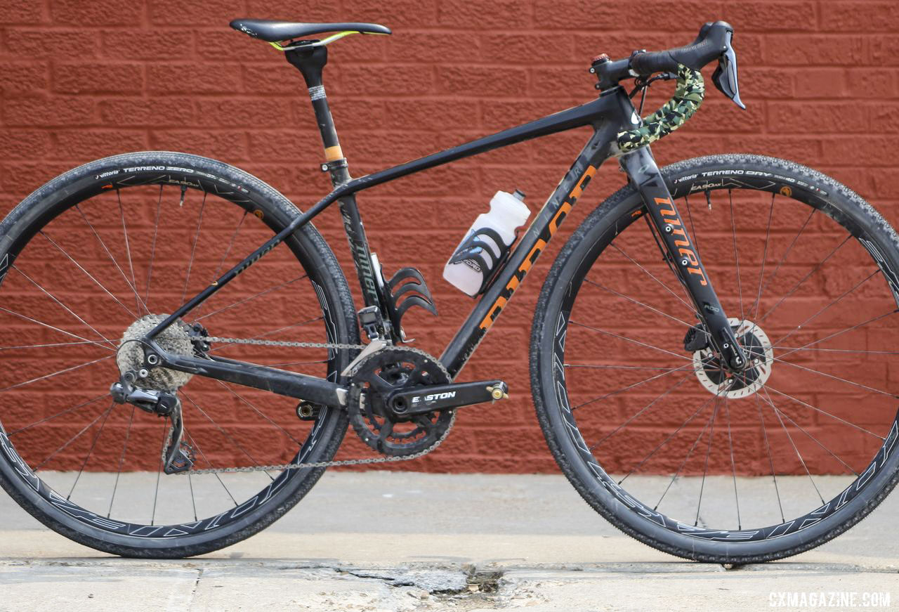 Gravel Bike: Amanda Nauman's Tried-and-True DK200 Niner RLT 9 RDO