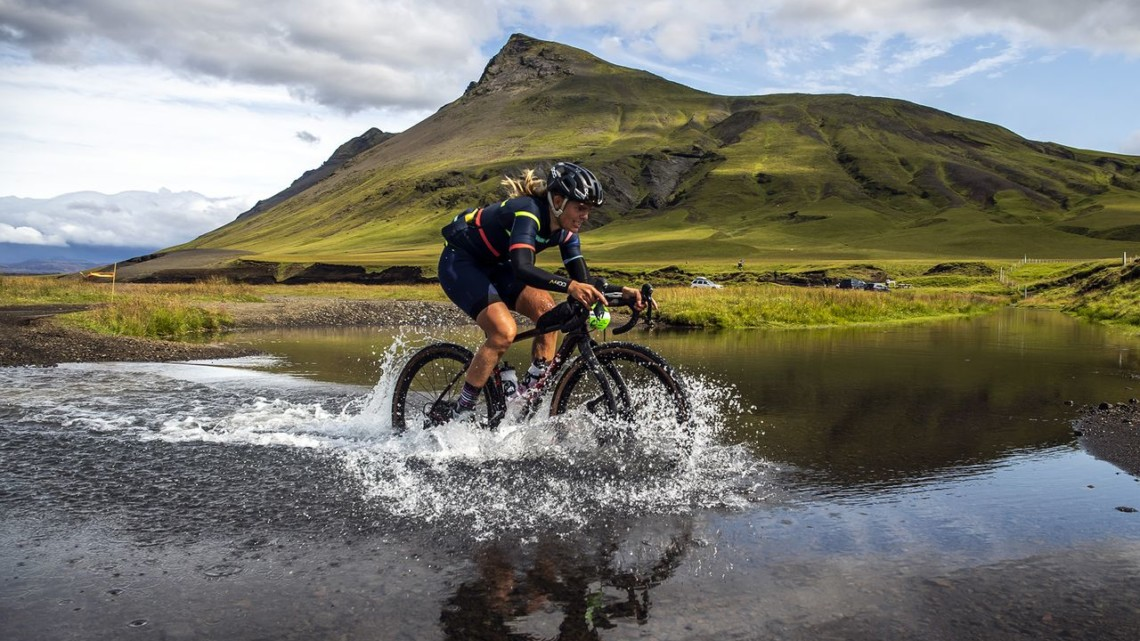 Lauf invited graveleurs to experience Iceland's brand of gravel at The Rift. © Snorri Thor