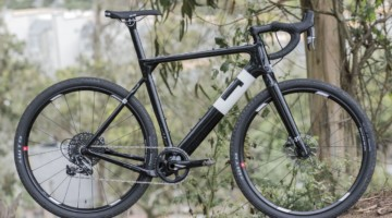 3T Exploro Team Force Gravel Bike. © C. Lee / Cyclocross Magazine