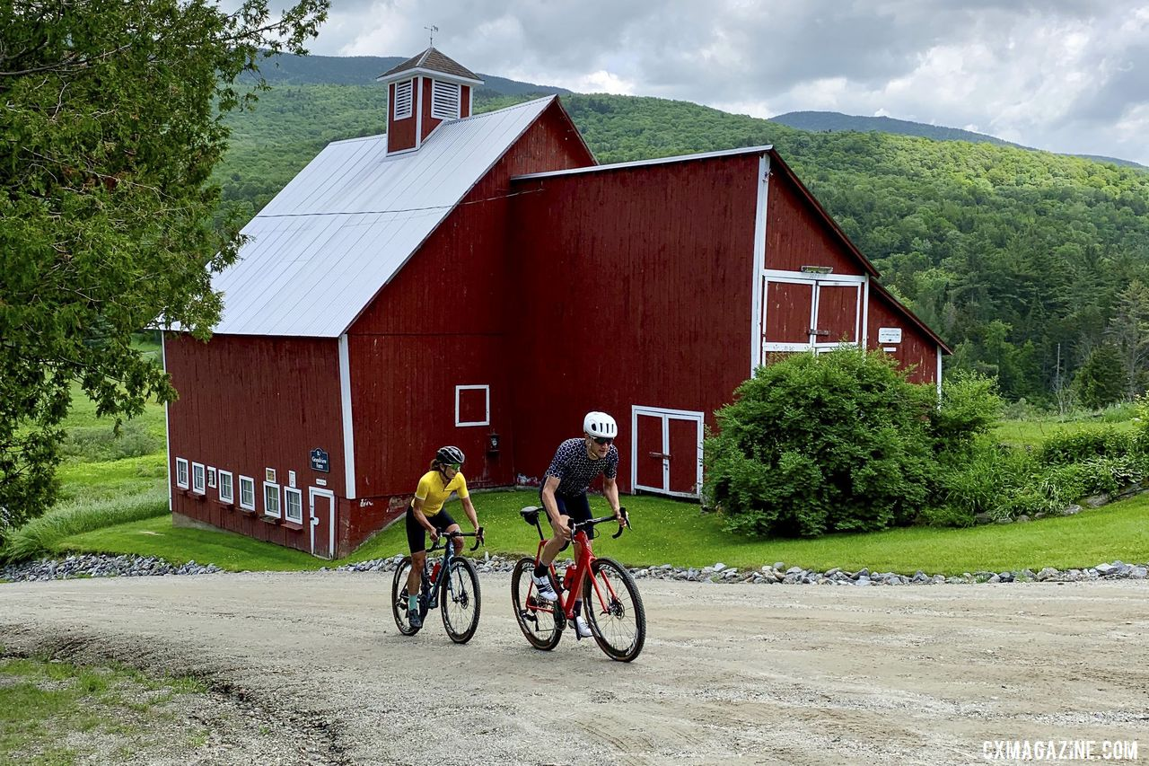 Gravel Preview: Laura and Ted King's 2019 Rooted Vermont