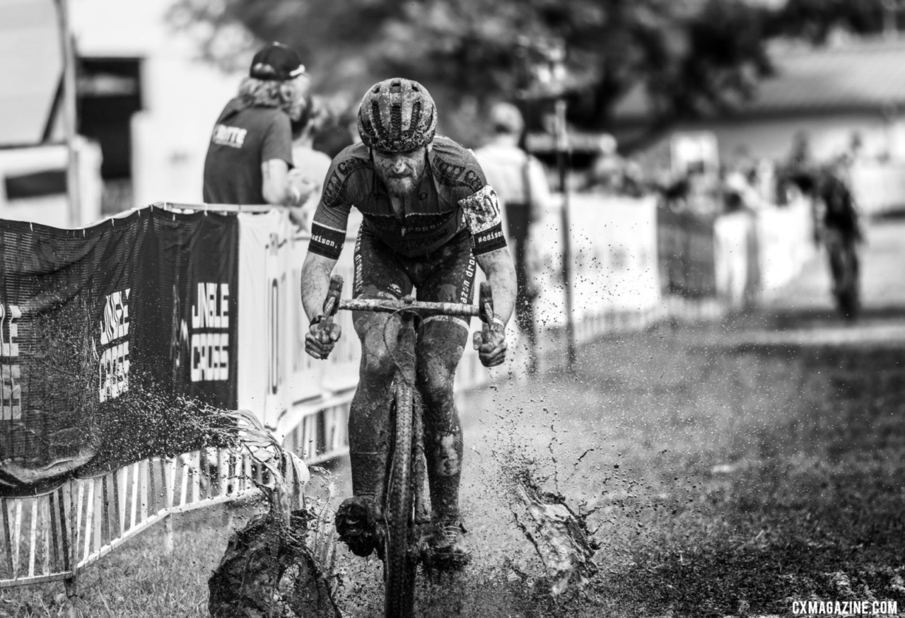 Sloppy Sunday. 2019 Jingle Cross. © A. Yee / Cyclocross Magazine