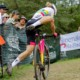 Rochette ran up her ski hill at home, and used the training to her advantage at the 2019 Jingle Cross World Cup, Elite Women. © D. Mable / Cyclocross Magazine