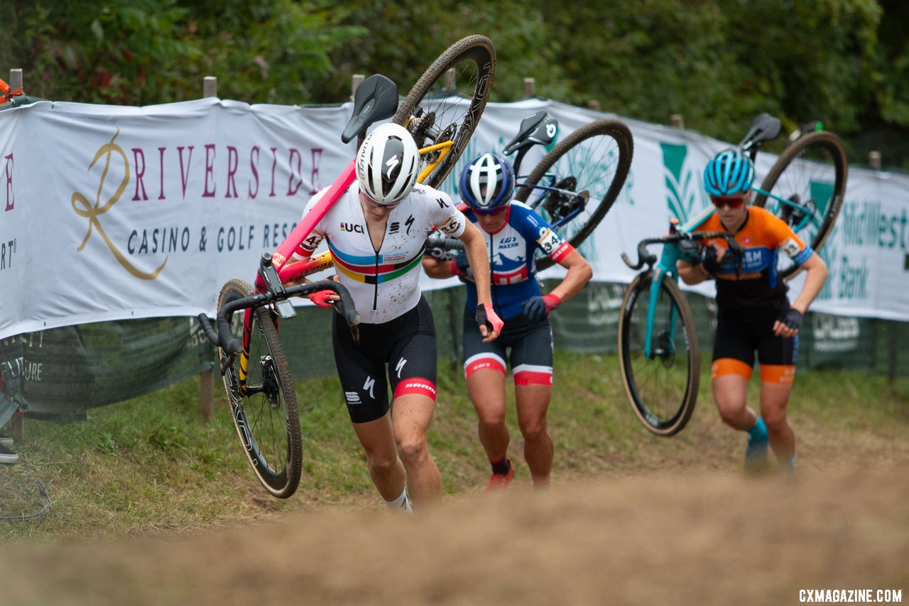 Four Events Combine to Form New USCX Cyclocross Series for Pros, Amateurs