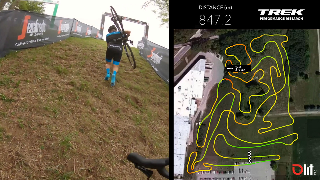 Course Preview Video: 2019 World Cup Waterloo Cyclocross Course