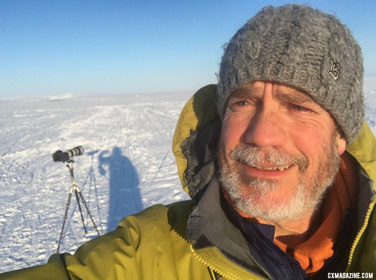 "Dave Mable braved Alaska's worst to create the movie ""1000 Miles to Nome."""