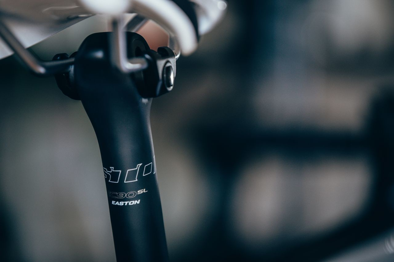 Easton released its new EC90 SL seatpost today.